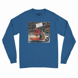Bo Diddley Have Guitar Will Travel Music Long Sleeve T Shirt