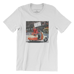 Bo Diddley Have Guitar Will Travel T-Shirt - Lightweight Vintage Style