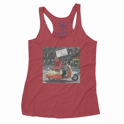 Bo Diddley Have Guitar Will Travel Racerback Tank - Women's