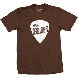 Pick Blues Vintage Tee Shirt