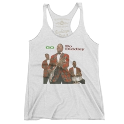 Go Bo Diddley Racerback Tank - Women's