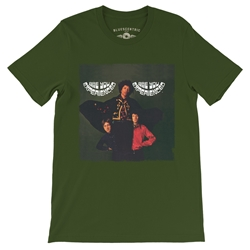 Jimi Hendrix Experienced UK T-Shirt | Lightweight Vintage Style | Authentic Hendrix