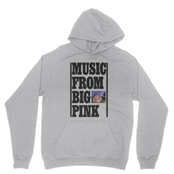 The Band Music From Big Pink Pullover