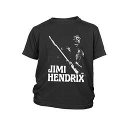 Jimi Hendrix Youth T-Shirt - Lightweight Vintage Children & Toddler