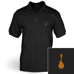 Mandolin Bluegrass Polo