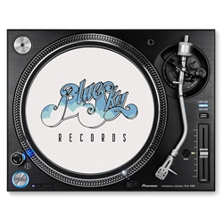 Blue Sky Records Vinyl Record Slip Mat