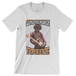Jimi Hendrix Experience T-Shirt - Lightweight Vintage Style