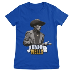 Junior Wells Sexy Bitch Ladies T Shirt