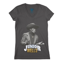 Junior Wells Sexy Bitch V-Neck T Shirt - Women's