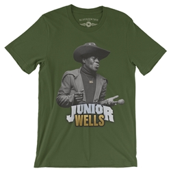 Junior Wells Sexy Bitch T-Shirt - Lightweight Vintage Style