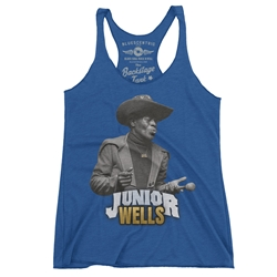 Junior Wells Sexy Bitch Racerback Tank - Women's