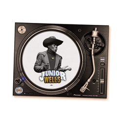 Junior Wells Sexy Bitch Vinyl Record Slip Mat