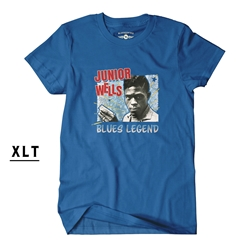 XLT Junior Wells Blues Legend T-Shirt - Men's Big & Tall