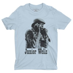 Old School Junior Wells T-Shirt - Lightweight Vintage Style