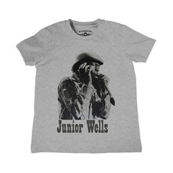 Old School Junior Wells Youth T-Shirt - Lightweight Vintage Children & Toddlers