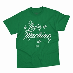Cheech and Chong's Up In Smoke Love Machine T-Shirt - Classic Heavy Cotton