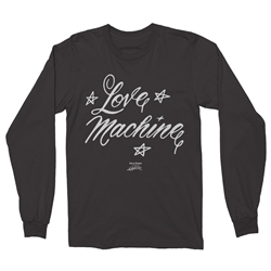 Cheech and Chong's Up In Smoke Love Machine Long Sleeve T-Shirt