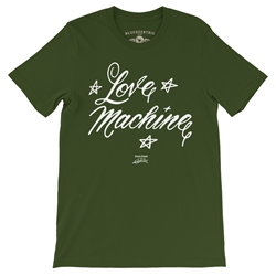 Cheech and Chong's Up In Smoke Love Machine T-Shirt - Lightweight Vintage Style