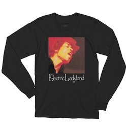 Jimi Hendrix Electric Ladyland Long Sleeve T-Shirt