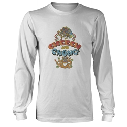Cheech and Chong Album Long Sleeve T-Shirt