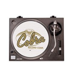 Cobra Records Vinyl Record Slip Mat