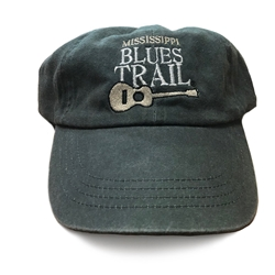 Mississippi Blues Trail Unstructured Hat