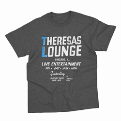 Theresa's Lounge T-Shirt - Classic Heavy Cotton