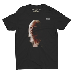 First Album Johnny Winter T-Shirt - Lightweight Vintage Style
