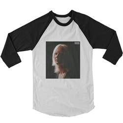 First Album Johnny Winter Baseball T-Shirt