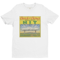Cheech and Chong's Biggest Hit T-Shirt - Lightweight Vintage Style