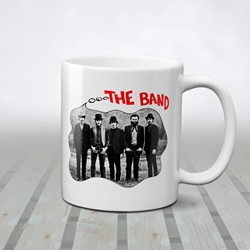 The Band Bubble Coffee Mug