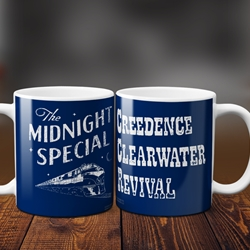 Creedence Clearwater Revival Midnight Special Coffee Mug