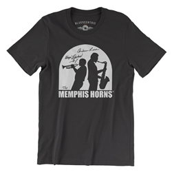 The Memphis Horns T Shirt