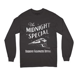 Creedence Clearwater Revival Midnight Special Long Sleeve T-Shirt