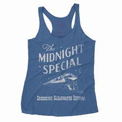 Creedence Clearwater Revival Midnight Special Racerback Tank - Women's