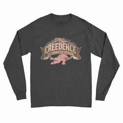 Creedence Clearwater Revival Gator Long Sleeve T-Shirt