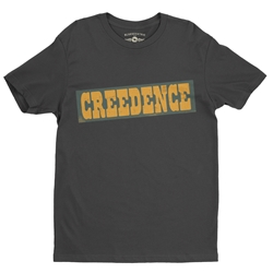 Creedence Clearwater Revival T-Shirt - Lightweight Vintage Style