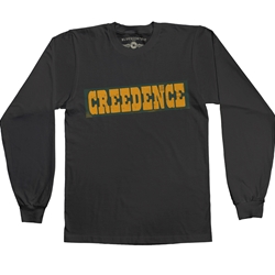 Creedence Clearwater Revival Long Sleeve T-Shirt