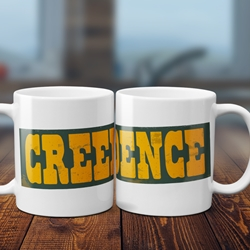 Creedence Clearwater Revival Music Coffee Mug