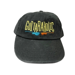 Guitaraholic Unstructured Hat
