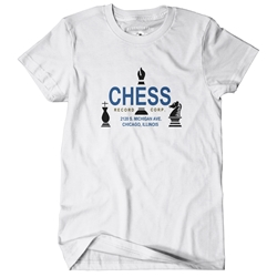 Chess Records Unisex T Shirt