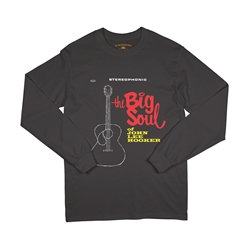 The Big Soul of John Lee Hooker Long Sleeve T-Shirt
