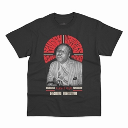 Muddy Waters at The Fillmore T-Shirt - Classic Heavy Cotton