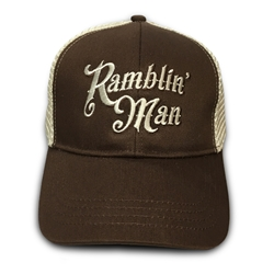 Ramblin' Man Hat