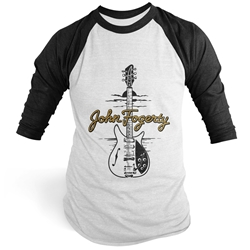 John Fogerty Baseball T-Shirt