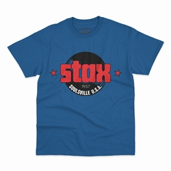 Stax Soulsville T-Shirt - Classic Heavy Cotton