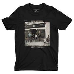 Willy and the Poor Boys T-Shirt - Lightweight Vintage Style