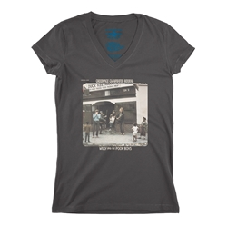Willy and the Poor Boys V-Neck T Shirt - Women's
