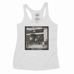 Willy and the Poor Boys Racerback Tank - Women's