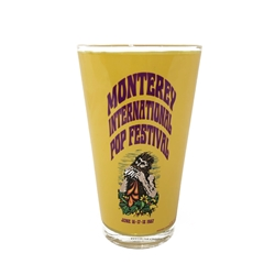 Ltd. Edition Monterey Pop Festival Pint Glass